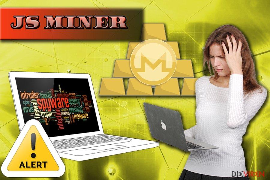 Krypto-Miner JS Miner