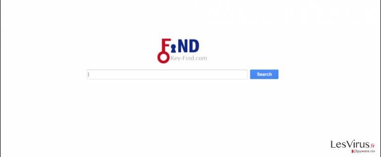 Key-Find.com-Virus-Screenshot