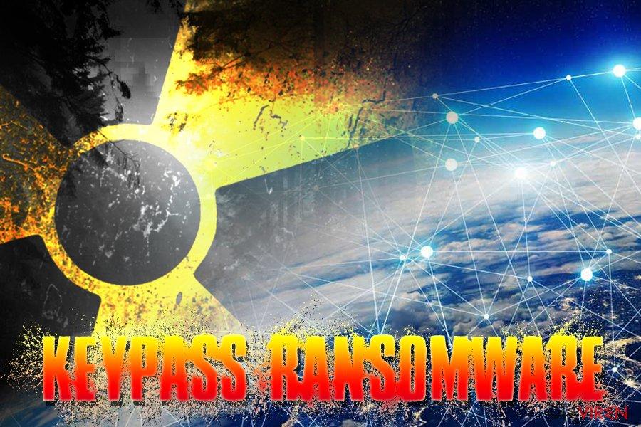 Keypass-Virus