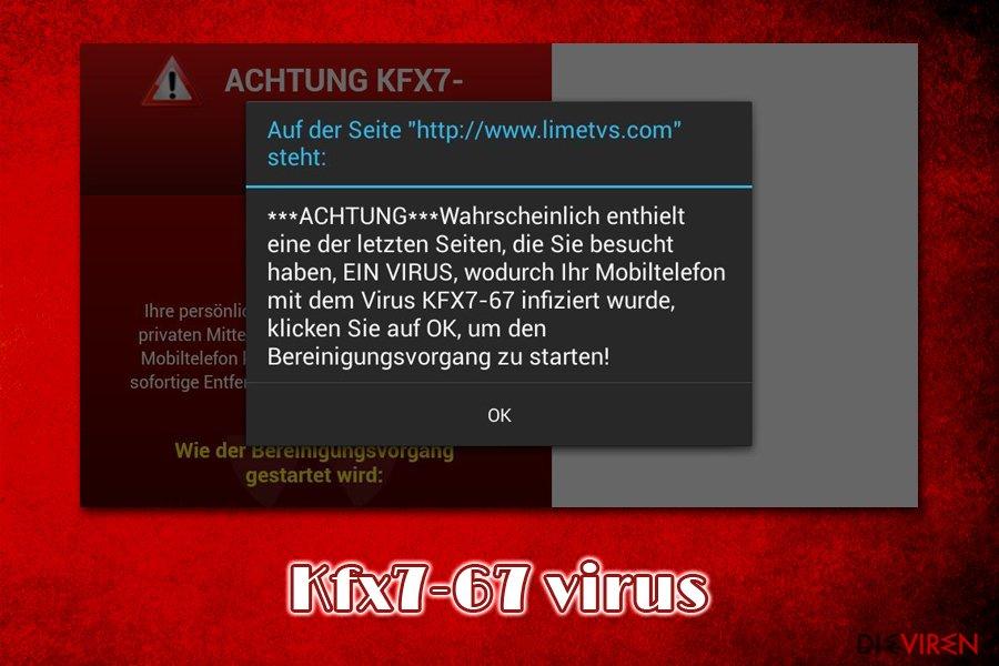 Kfx7-67-Virus