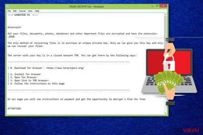 Krab-Erpressersoftware