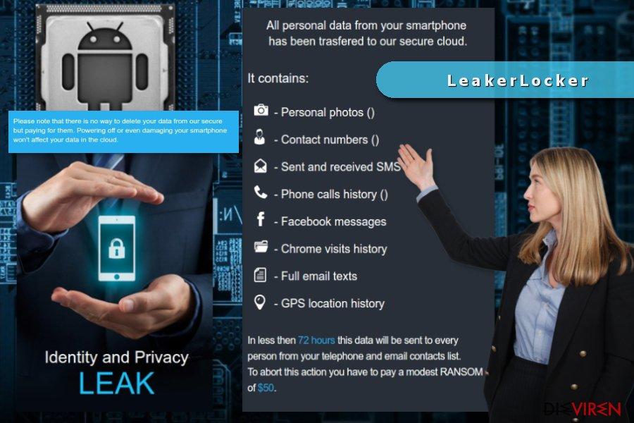 Abbildung LeakerLocker
