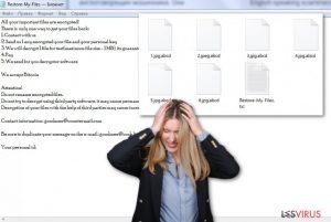 LockBit Erpressersoftware