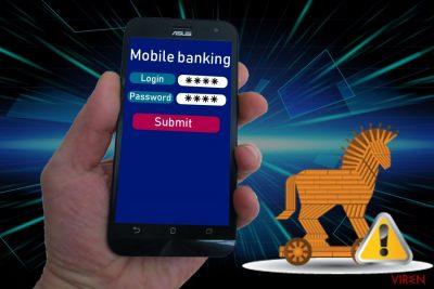 Banktrojaner Lokibot