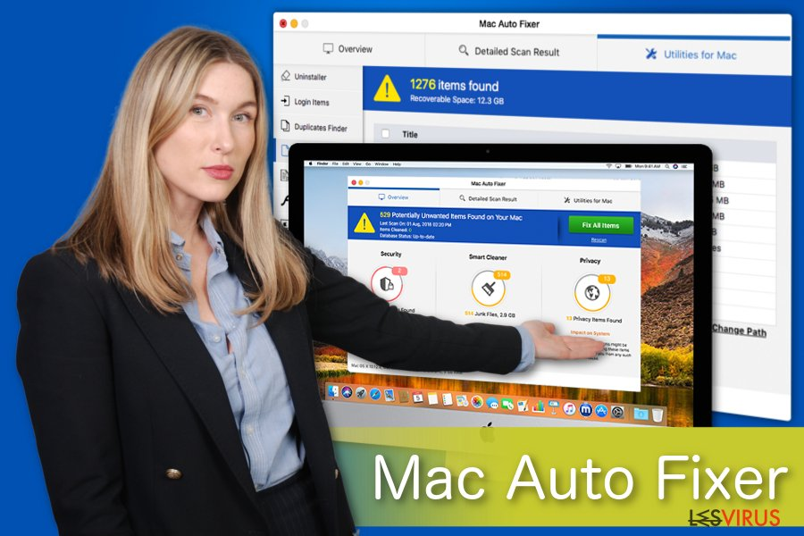 Illustration Mac Auto Fixer