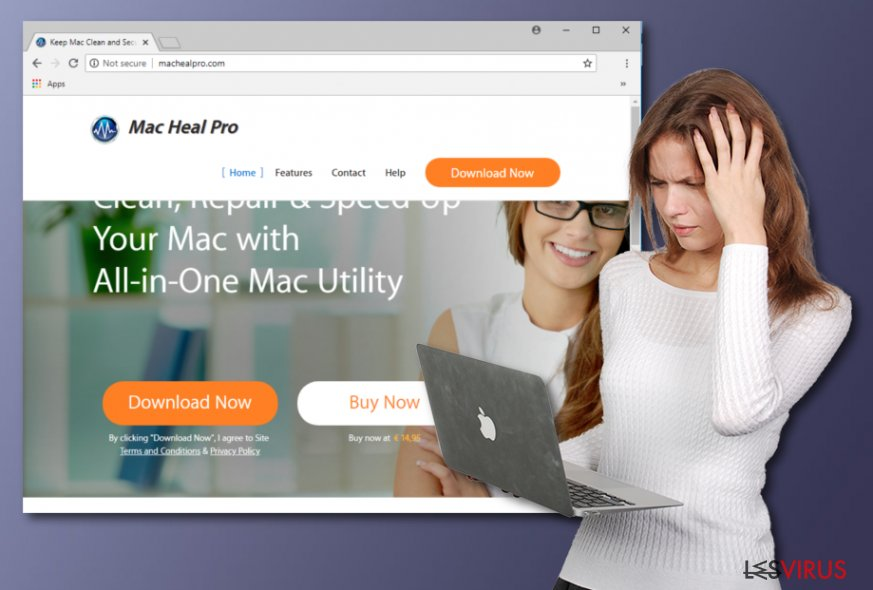 Mac Heal Pro