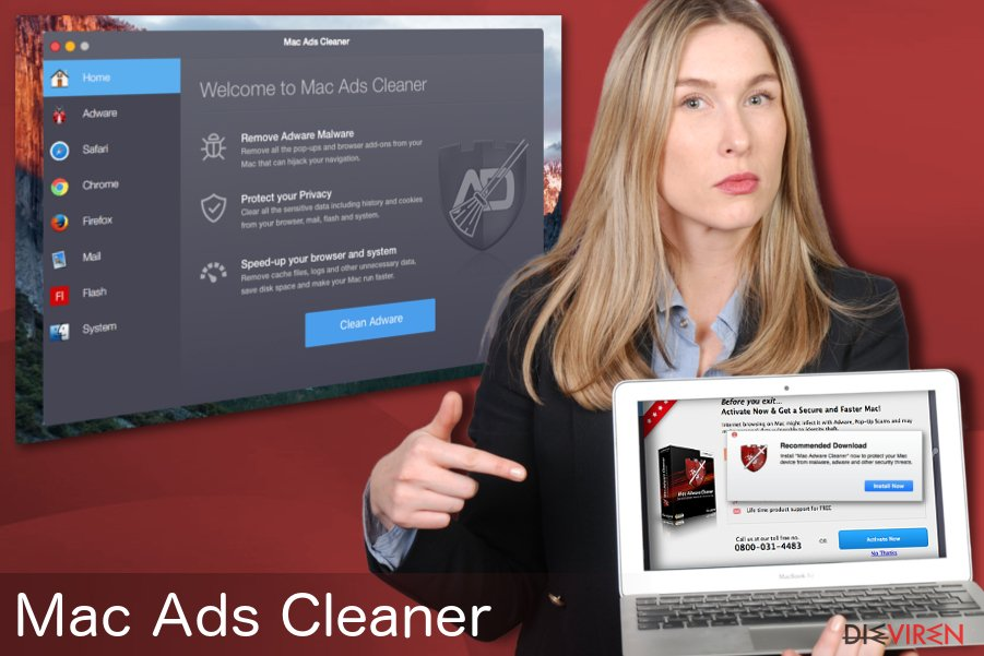 Virus Mac Ads Cleaner