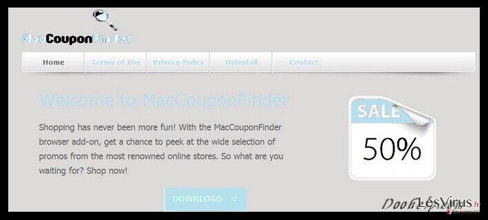 MacCouponFinder-Anzeigen-Screenshot