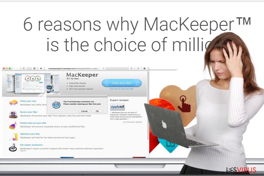 MacKeeper löschen