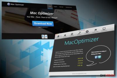 Beispiel Mac-Optimizer-Virus