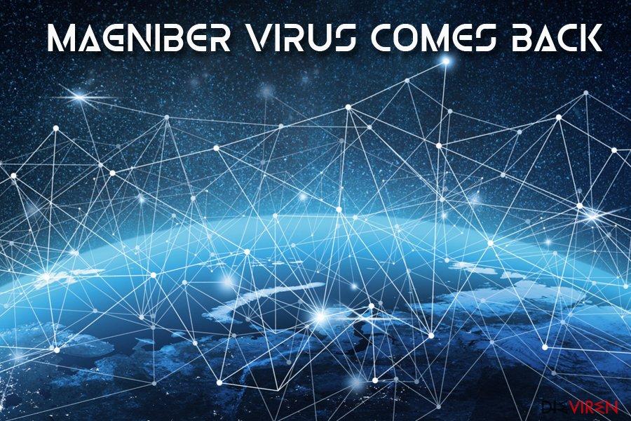 Aktualisierte Version Magniber-Ransomware