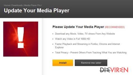 Anzeigen von MediaPlayersvideos 1.1-Screenshot