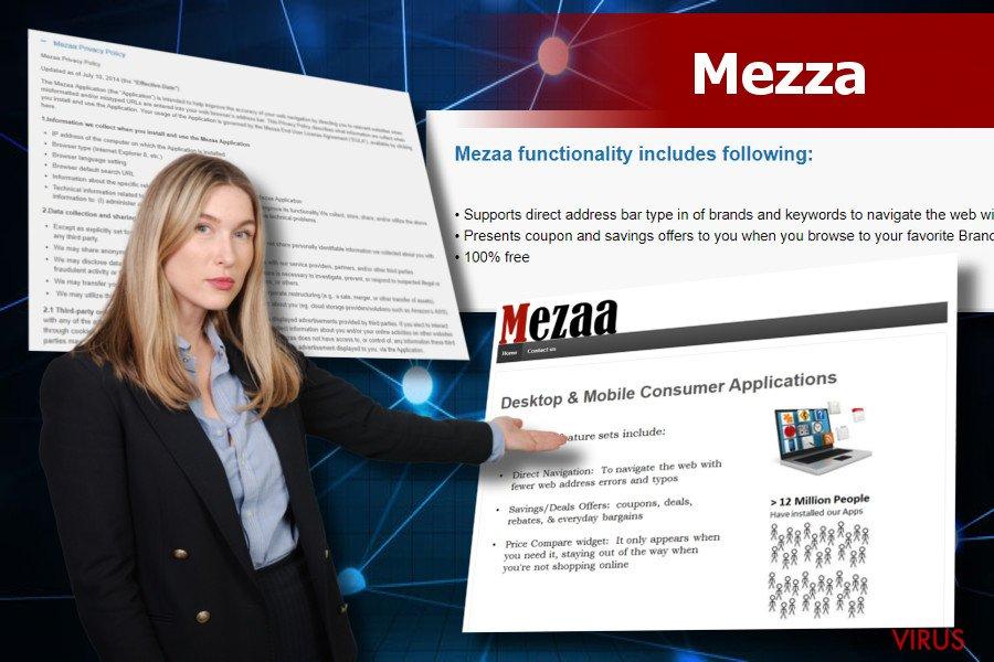 Mezaa-Anzeigen