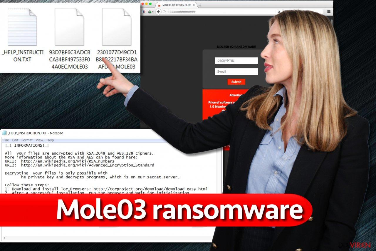 Mole03-Virus