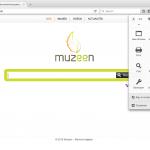 muzeen.com-Screenshot