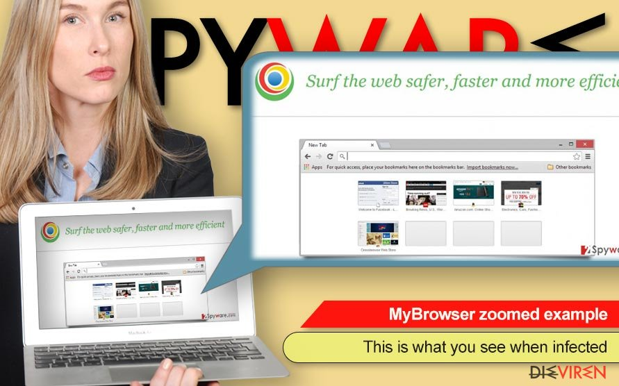 MyBrowser adware (virus)