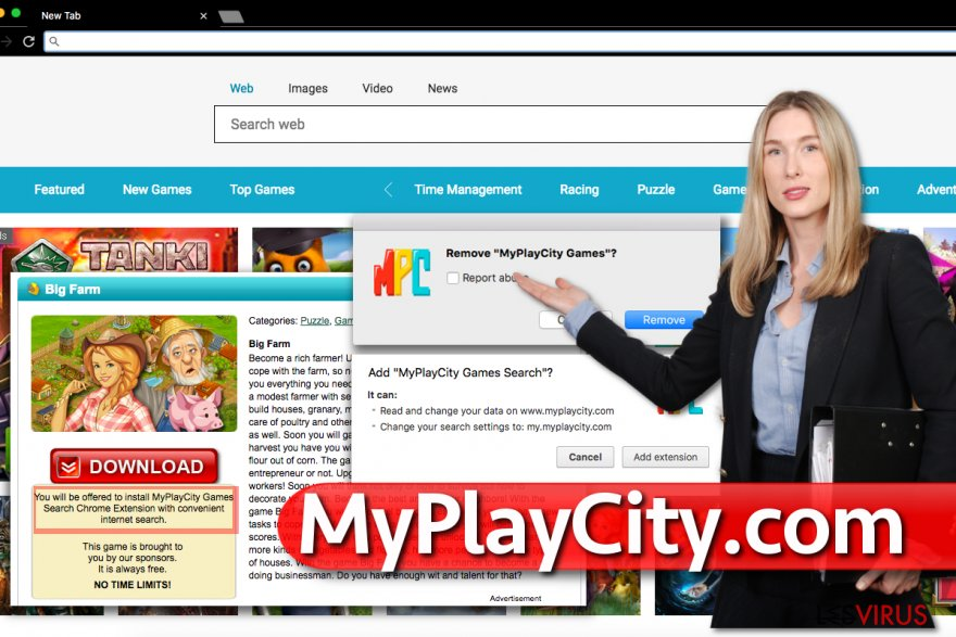 MyPlayCity.com-Screenshot