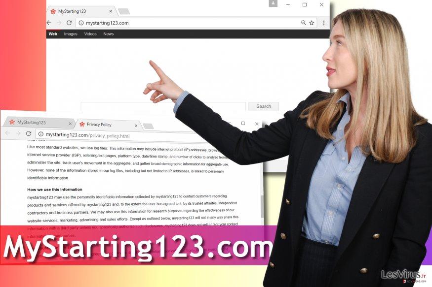 MyStarting123.com-Virus