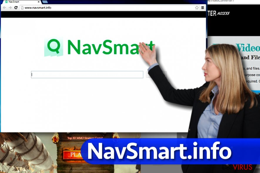 NavSmart.info-Screenshot