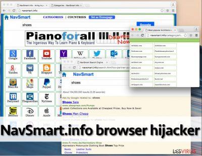 NavSmart.info virus