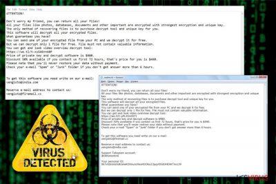 Norvas-Erpressersoftware