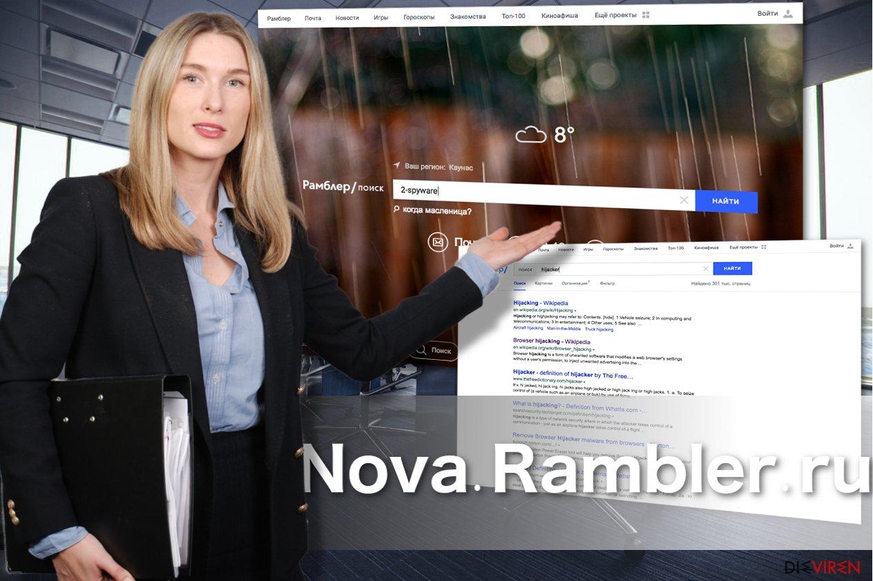 Wie Nova Rambler aussieht