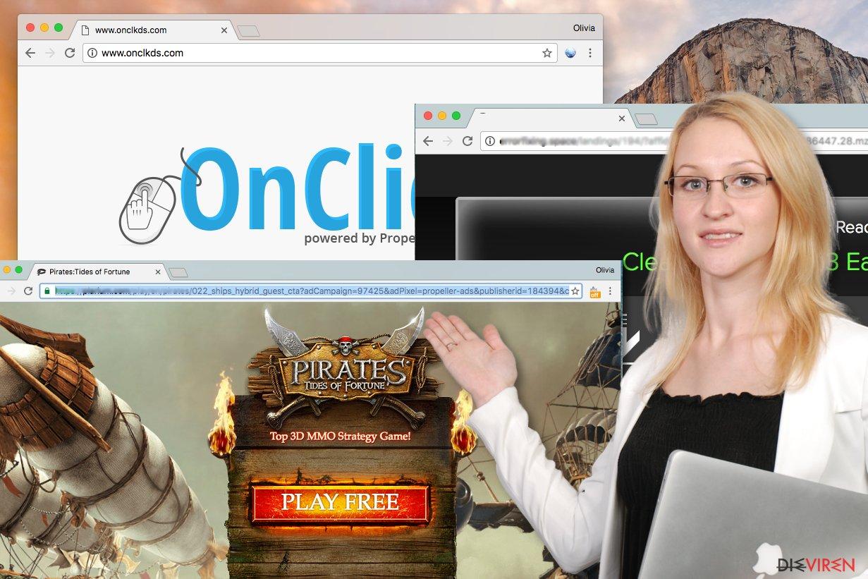 Onclkds.com-Anzeigen