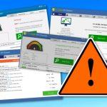 OneSafe PC Cleaner-Screenshot