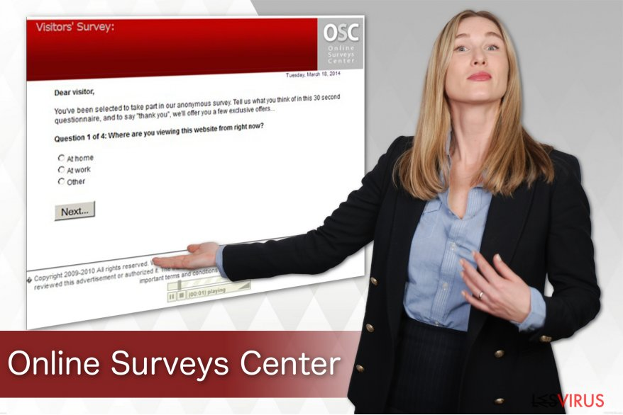 Online-Surveys-Center-Virus-Screenshot