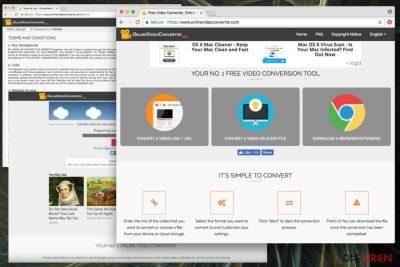 Abbildung Online Video Converter
