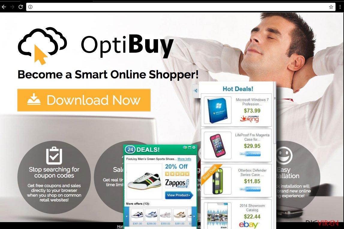 OptiBuy-Anzeigen