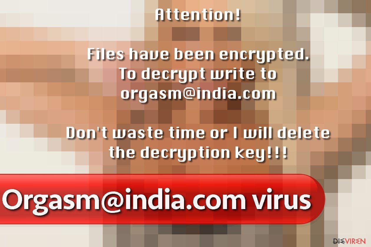 Orgasm@india.com