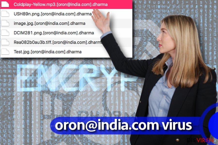 Oron@india.com-Virus