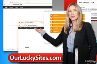 OurLuckySites.com-Virus