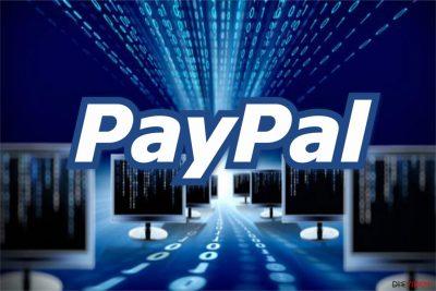 Abbildung PayPal-Virus