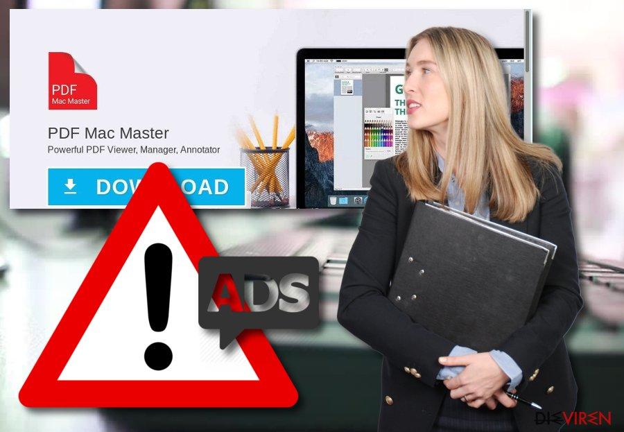 Adware PDF Mac Master