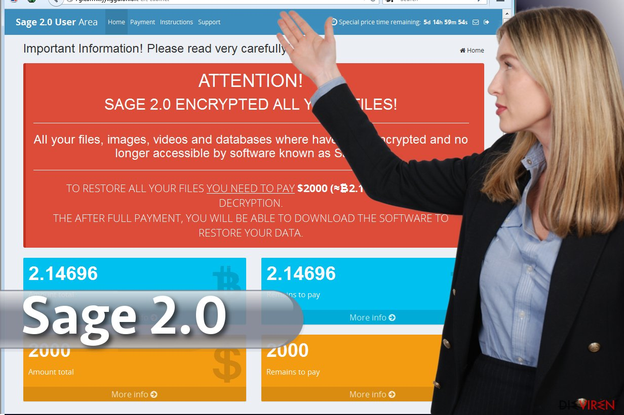 Sage 2.0-Screenshot