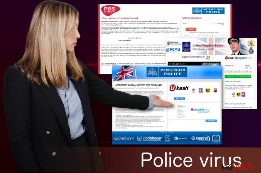 Police-Virus