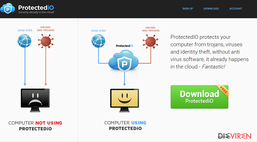 Search.protectedio.com-Screenshot