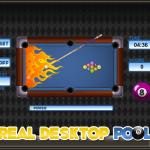 Real Desktop Pool-Screenshot