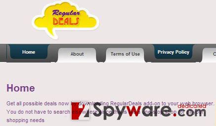 Regular-Deals-Anzeigen-Screenshot