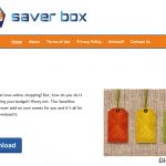 Saver-Box-Anzeigen-Screenshot