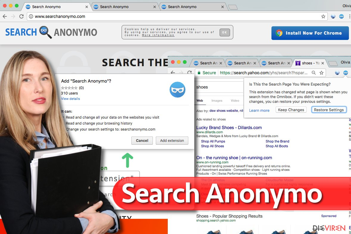 Search-Anonymo-Virus