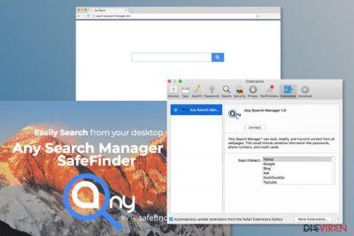 Screenshot von Search.anysearch.com