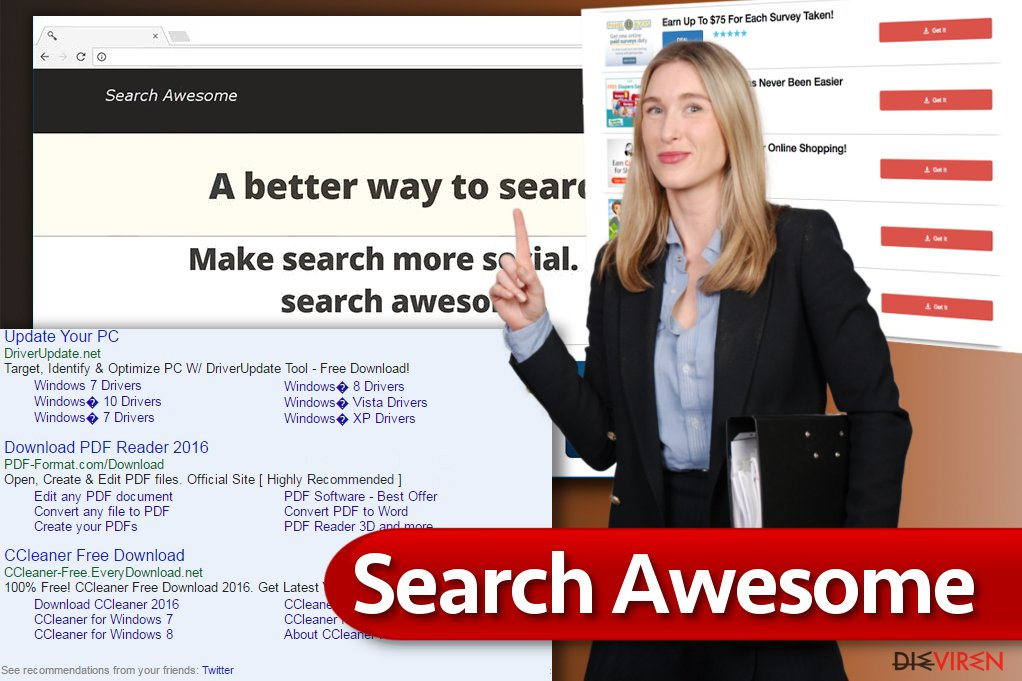 Search-Awesome-Virus
