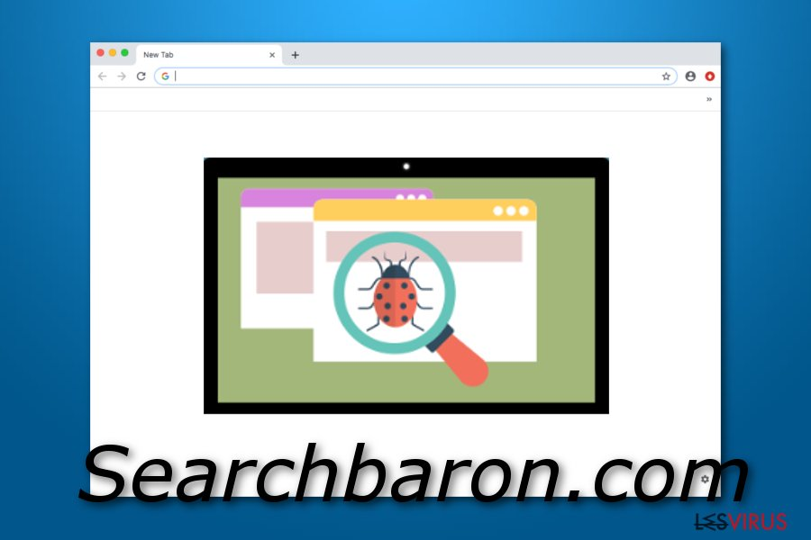 Das PUP Searchbaron.com