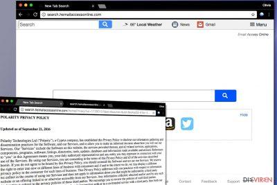 Search.hemailaccessonline.com-Virus