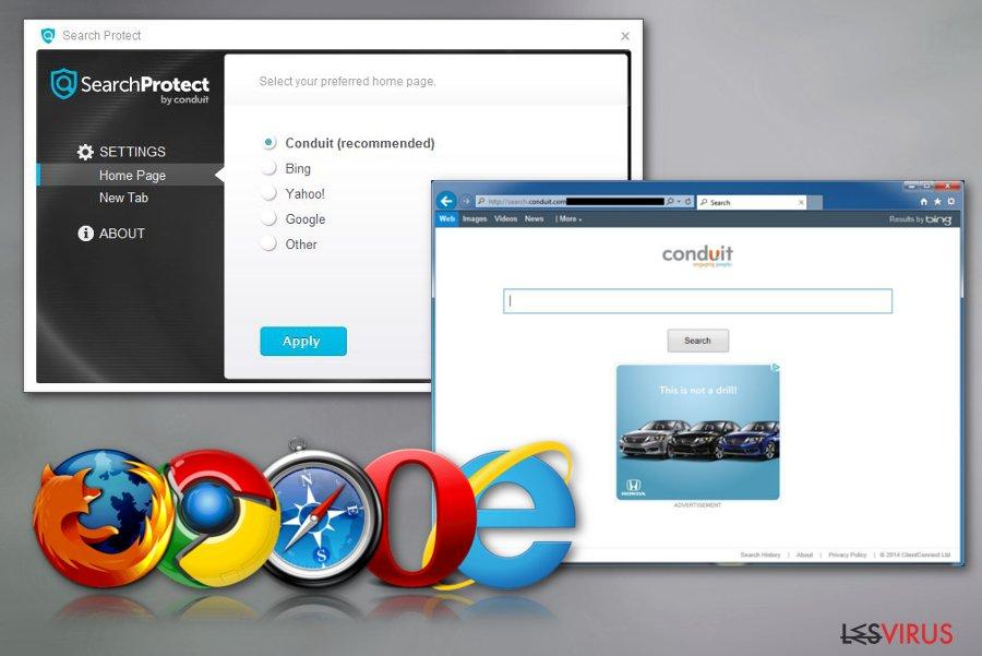 Search Protect-Screenshot