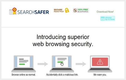 Search Safer virus-Screenshot