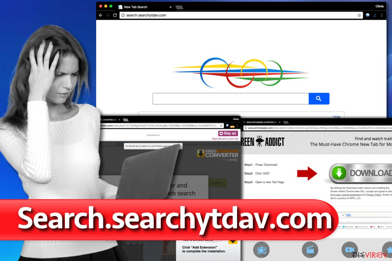 Search.searchytdav.com-Hijack